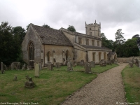 St Mary's Church, Great Barrington (1) (82k)