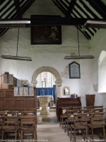 St Mary's Church, Great Washbourne (2) (78k)