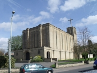 St Barnabas's Church, Tuffley, Gloucester (6) (80k)
