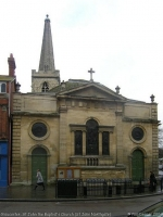St John the Baptist's Church, Gloucester (1) (58k)