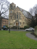 Whitefield Memorial Church (James Forbes URC, Gloucester URC), Gloucester (1) (96k)