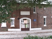 Friends Meeting House, Gloucester (2) (116k)