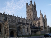 Cathedral (St Peter & the Holy & Indivisible Trinity), Gloucester (3) (79k)