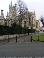 Cathedral (St Peter & the Holy & Indivisible Trinity), Gloucester (1) (87k)