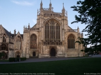 Cathedral (St Peter & the Holy & Indivisible Trinity), Gloucester (2) (88k)