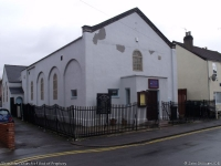 Melbourne Street Methodist Chapel (Church of God of Prophecy), Tredworth, Gloucester (56k)