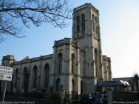 Holy Trinity Church, Cheltenham (2) (79k)