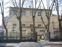 Friends Meeting House (1836), Cheltenham (115k)