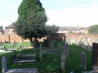 Jewish Burial Ground, Cheltenham (1) (91k)