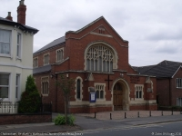 St Mark's Methodist Church, Cheltenham (1) (64k)