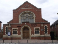 St Mark's Methodist Church, Cheltenham (2) (68k)