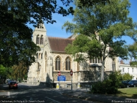 St Philip & St James's Church (originally St Philip), Cheltenham (1) (140k)