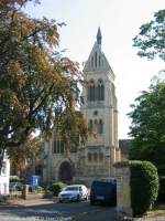 St Philip & St James's Church (originally St Philip), Cheltenham (2) (118k)