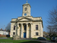 St Paul's Church, Cheltenham (78k)