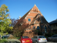 Union Workhouse Chapel, Cheltenham (2) (101k)