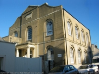 Ebenezer Methodist Chapel (now Kings Court), Cheltenham (1) (76k)