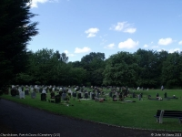 Parish Council Cemetery, Churchdown (1) (63k)
