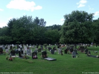 Parish Council Cemetery, Churchdown (2) (86k)