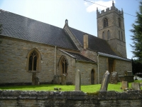 St Peter's Church, Welford on Avon (3) (136k)