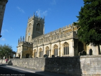 St Peter's Church, Winchcombe (1) (91k)