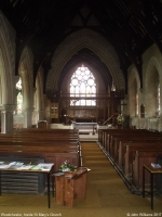 St Mary's Church, Woodchester (2) (64k)
