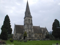 St Mary's Church, Woodchester (1) (57k)