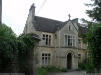 Poor Clare Convent, Woodchester (85k)