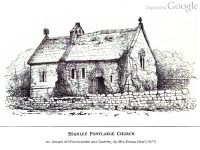 St Michael's Church, Stanley Pontlarge (1) (101k)