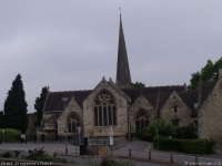 St Lawrence's Church, Stroud (49k)