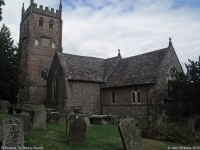 St Mary's Church, St Briavels (1) (79k)