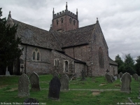 St Mary's Church, St Briavels (6) (80k)