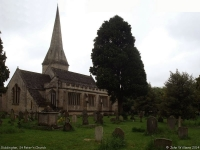 St Peter's Church, Siddington (1) (57k)