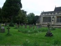 St Peter's Church, Siddington (5) (81k)