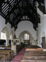 St Peter's Church, Siddington (2) (75k)