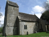 St Mary the Virgin's Church, Syde (1) (98k)