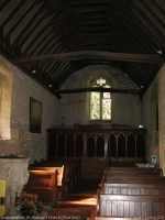 St Andrew's Church, Sevenhampton (4) (67k)