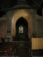 St Andrew's Church, Sevenhampton (2) (56k)