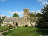 St Andrew's Church, Sevenhampton (1) (92k)