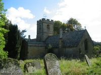 St Andrew's Church, Sevenhampton (11) (92k)