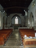 St Michael & All Angels Church, Eastington, Stonehouse (2) (74k)