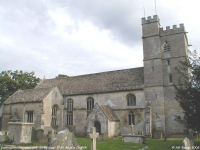 St Michael & All Angels Church, Eastington, Stonehouse (1) (70k)