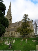 Holy Innocents Church, Highnam (4) (81k)