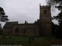 St Andrew's Church, Aston Blank (Cold Aston) (5) (66k)