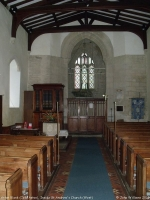 St Andrew's Church, Aston Blank (Cold Aston) (4) (78k)