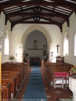 St Andrew's Church, Aston Blank (Cold Aston) (2) (79k)