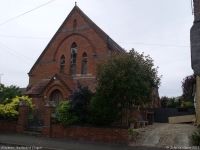 Alderton Methodist Chapel, Alderton (68k)