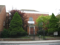 Kingdom Hall of Jehovah's Witnesses, Tewkesbury (1) (87k)