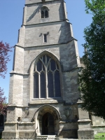St Mary the Virgin's Church, Tetbury (2) (106k)