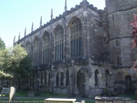 St Mary the Virgin's Church, Tetbury (4) (87k)
