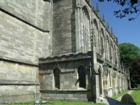 St Mary the Virgin's Church, Tetbury (3) (97k)